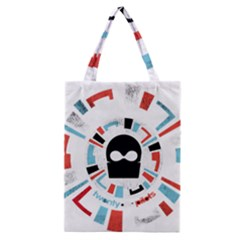 Twenty One Pilots Classic Tote Bag by Onesevenart