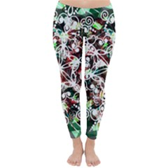 Holiday2016  Winter Leggings by TrueAwesome