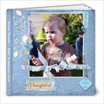 Rohan s scrapbook - 8x8 Photo Book (30 pages)