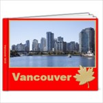 Vancouver Book - 11 x 8.5 Photo Book(20 pages)