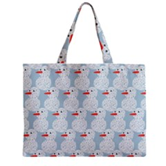 Christmas Wrapping Papers Zipper Mini Tote Bag by Onesevenart