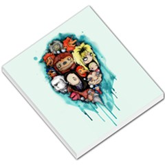 Should You Need Us 2 0 Small Memo Pads by lvbart