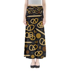 Bakery 2 Maxi Skirts by Valentinaart