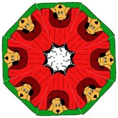 Dog Toy Clip Art Clipart Panda Folding Umbrellas by Onesevenart