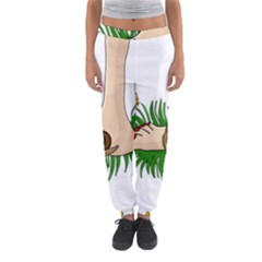 Barefoot In The Grass Women s Jogger Sweatpants by Valentinaart