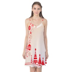 Christmas Clipart Wallpaper Camis Nightgown by Onesevenart