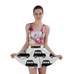 Car Mini Skirt by AnjaniArt