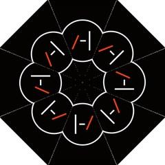 Twenty One Pilots Band Logo Hook Handle Umbrellas (medium) by Onesevenart