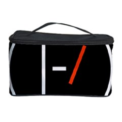 Twenty One Pilots Band Logo Cosmetic Storage Case by Onesevenart