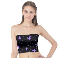 Bright Purple   Stars In Space Tube Top by Costasonlineshop