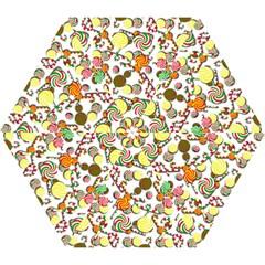Xmas Candy Pattern Mini Folding Umbrellas by Valentinaart