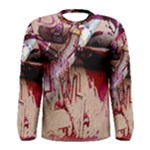 Full Customize Graphics Shirt  - Men s Long Sleeve Tee