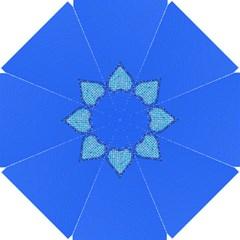 Blue Hearts Straight Umbrellas by GabriellaDavid