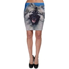 Keeshond Bodycon Skirt by TailWags