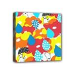 Bear Umbrella Mini Canvas 4  x 4