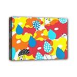 Bear Umbrella Mini Canvas 7  x 5