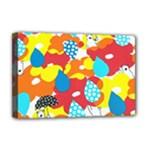Bear Umbrella Deluxe Canvas 18  x 12