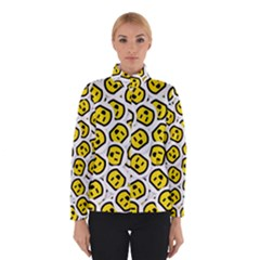 Face Smile Yellow Copy Winterwear by AnjaniArt