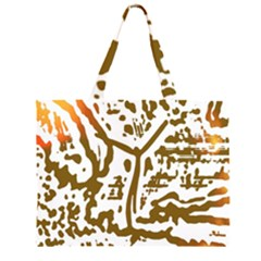 The Dance Large Tote Bag by AnjaniArt