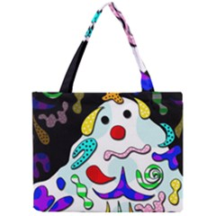 Candy Man` Mini Tote Bag by Valentinaart