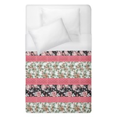 Cute Flower Pattern Duvet Cover (Single Size) by Brittlevirginclothing