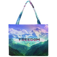 Freedom Mini Tote Bag by Brittlevirginclothing