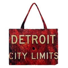 Dcllv7 Medium Tote Bag by DetroitCityLimitsLimited