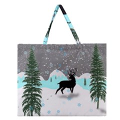 Rocky Mountain High Colorado Zipper Large Tote Bag by Amaryn4rt