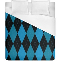 Fabric Background Duvet Cover (california King Size)