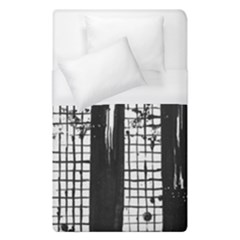 Whitney Museum Of American Art Duvet Cover (single Size) by Amaryn4rt