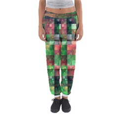 Paper Background Color Graphics Women s Jogger Sweatpants by Amaryn4rt