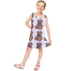 Bear Kids  Tunic Dress by Jojostore