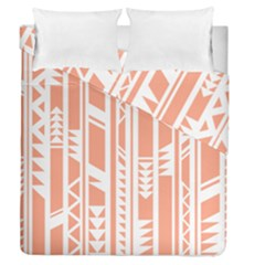 Tribal Pattern Duvet Cover Double Side (Queen Size) by Jojostore