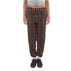 Fabric Pattern Texture Background Women s Jogger Sweatpants by Amaryn4rt