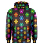 Pattern Background Colorful Design Men s Pullover Hoodie