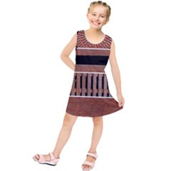 Stainless Structure Collection Kids  Tunic Dress