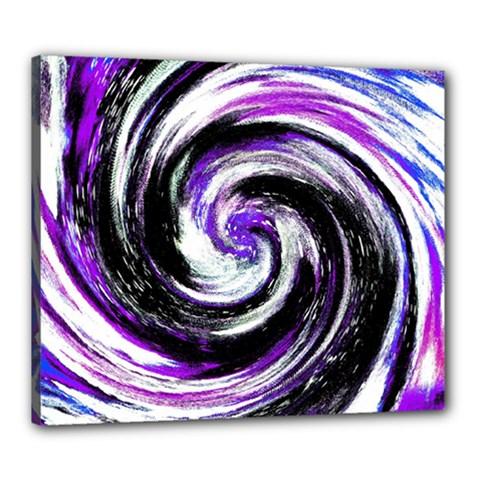 Canvas Acrylic Digital Design Canvas 24  X 20  by Amaryn4rt