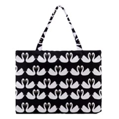 Swan Animals Medium Tote Bag by Jojostore