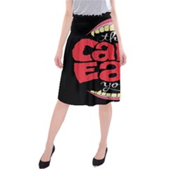 Cant Eat Midi Beach Skirt by Jojostore