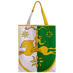 Coat Of Arms Of Abkhazia Zipper Classic Tote Bag by abbeyz71