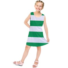 Flag Of Abkhazia Kids  Tunic Dress by abbeyz71