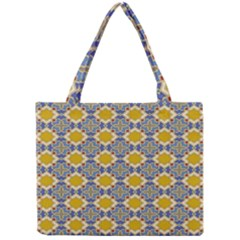 Arabesque Star Mini Tote Bag by AnjaniArt