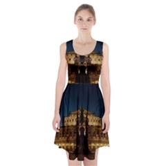 Dresden Semper Opera House Racerback Midi Dress by Amaryn4rt