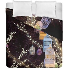 Qingdao Provence Lights Outdoors Duvet Cover Double Side (california King Size)