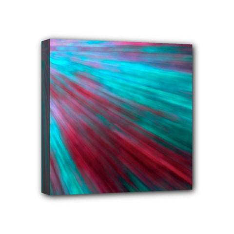 Background Texture Pattern Design Mini Canvas 4  X 4  by Amaryn4rt
