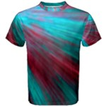 Background Texture Pattern Design Men s Cotton Tee