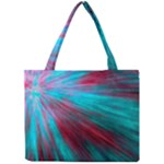 Background Texture Pattern Design Mini Tote Bag
