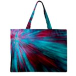Background Texture Pattern Design Zipper Mini Tote Bag