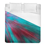 Background Texture Pattern Design Duvet Cover (Full/ Double Size)