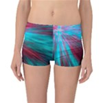Background Texture Pattern Design Reversible Bikini Bottoms